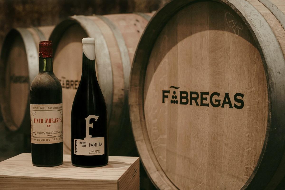 Bodegas Fábregas, visita imprescindible en Somontano