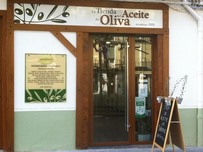 La Tienda del Aceite de Oliva